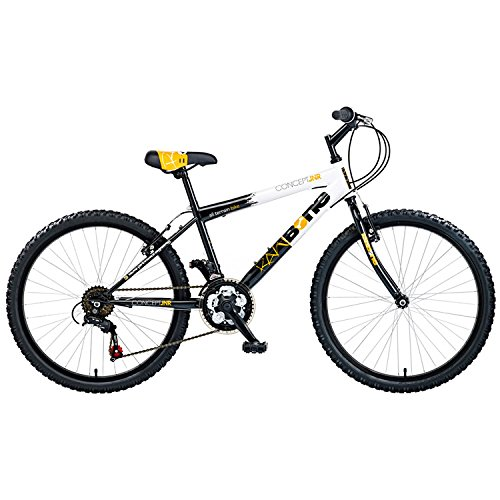 Concept Rawbone Mountain Bike da ragazzo 60,96 cm (24