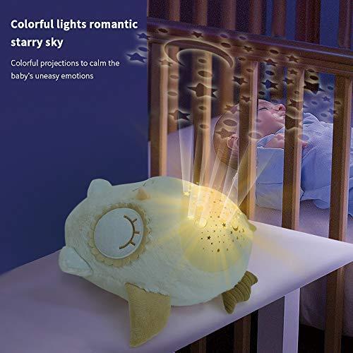 LED-Sternenprojektor, Nachtlicht Lampe Einschlafhilfe für Baby Kinder, Nachttischlampe mit 8 Songs, Lautstärke einstellbar - Songs, Nachttischlampe, Nachtlicht, mit, LEDSternenprojektor, Lautstärke, Lampe, Kinder, für, einstellbar, einschlafhilfen für kinder, einschlafhilfe, Baby
