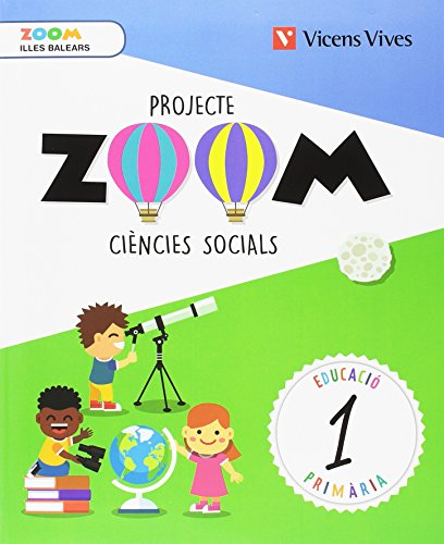 Ciències Socials 1. Illes Balears. Llibre i Activitats Benvinguda (P. Zoom)