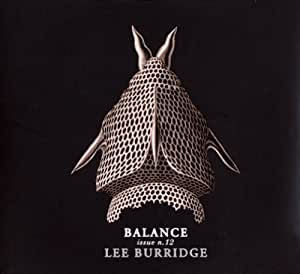 Balance 012 - Mixed by Lee Burridge