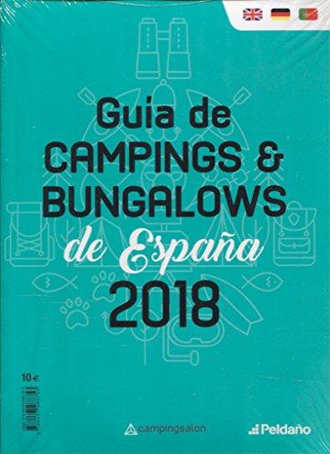 GUIA DE CAMPINGS DE ESPAÑA 2018
