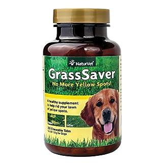 NaturVet GrassSaver Tablets, 250 Pills 51MHrZlwytL