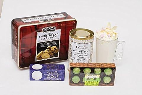 Martins Chocolatier Panier Cadeau de Chocolat