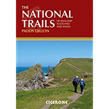 The National Trails: Complete Guide to Britain's National Trails (Cicerone Guides)