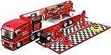 Bburago 18-31202 - Bisarca/Officina Ferrari Race & Play 1:43