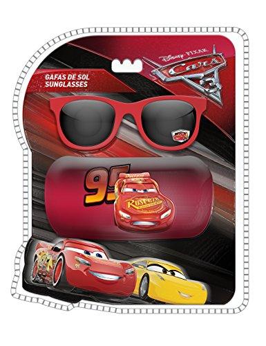 Kids Sonnenbrille und Tasche Cars (wd19100)
