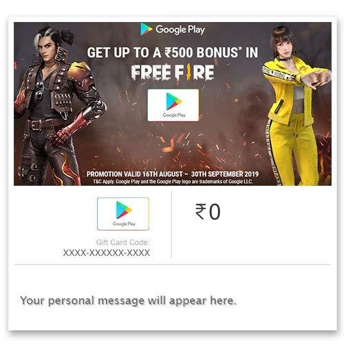 Google Play Gift Code - Digital Voucher | GamingMonk