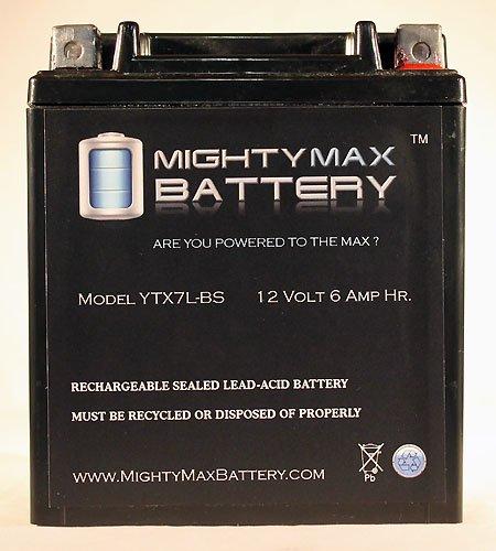 ytx7l-bs batteria di ricambio per 85CCA batteria moto-Mighty max battery brand Product