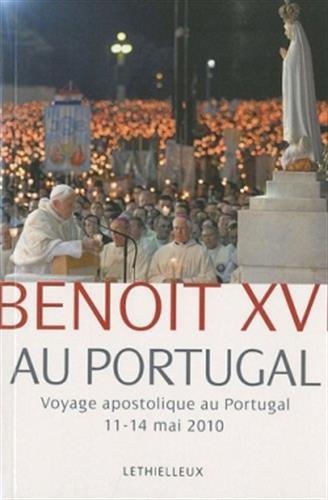 Benoit XVI au portugal