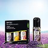 APRITECH® Aceites Esenciales, Aceites esencia de Aromaterapia,100% puros Essential oil natural ecologicos, 3x15 ml (Lavanda+ Limón+ rosa búlgara)