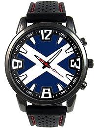 Tenerife Islas Canarias España Reloj para hombre con correa de silicona