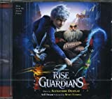 Les cinq légendes = Rise of the guardians / Alexandre Desplat | Desplat, Alexandre (1961 - ....)