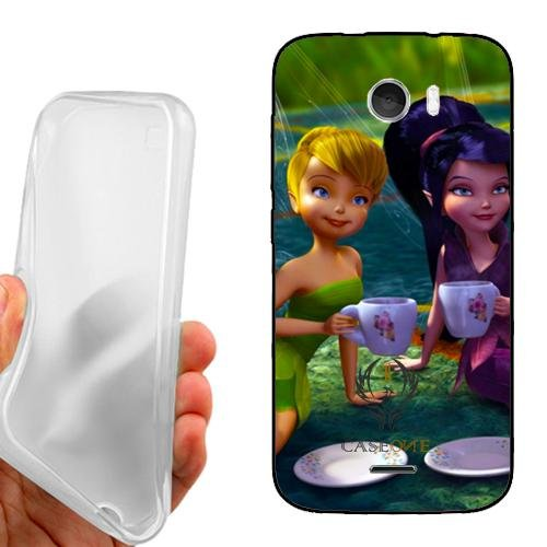 fairies-tea-cover-case-for-wiko-barry