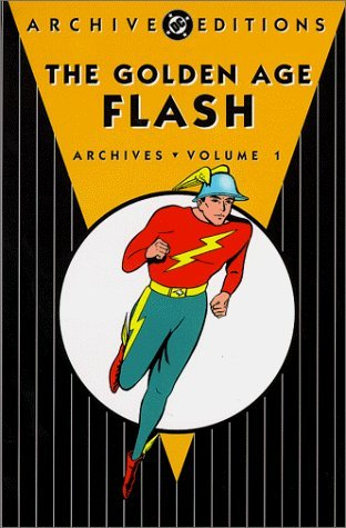 Golden Age, The: Flash - Archives, Volume 1 (Dc Archive Editions) by Gardner Fox(1999-09-01)