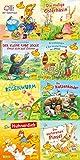 Pixi-8er-Set 235: Ostern und Frühling mit Pixi - mit Stickern (8x1 Exemplar) - Katharina E. Volk