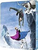 Frozen walt Disney Blu-ray Uk Steelbook 3D+2D UK Exclusive Limited Edition