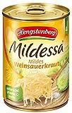 Produkt-Bild: Hengstenberg Mildessa Weinsauerkraut 4 Portionen, 580 ml Dose