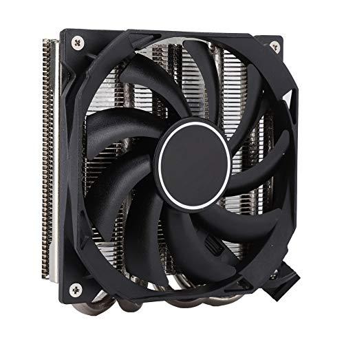 Bewinner CPU-Kühler, ID-KÜHLUNG IS-30 Computer CPU-Kühler Kühlung mit für AMD Stand Smart Mute Lüfter CPU-Lüfter Unterstützt AM4 Multi-Plattform-CPU-Kühler -