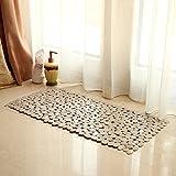 LY-bath mat Badematten Badezimmertoiletten Matten Matten Duschen Badezimmertüren Wasserdichte Matten Matten