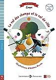 Le rat de ville et le rat des champs: Buch + Multi-ROM (Lectures ELI Poussins)
