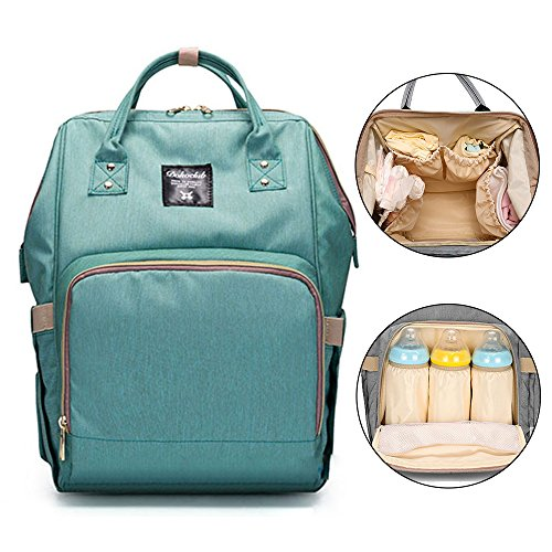 bonamana-multi-function-large-capacity-waterproof-baby-diaper-backpack-bag-nappy-tote-bag-travel-bac