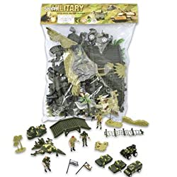 Super Special Military Playset