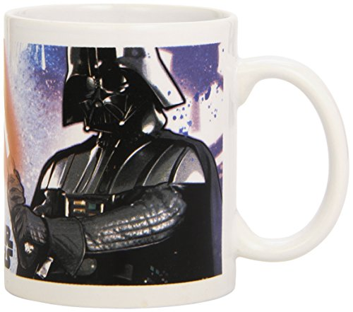 Star Wars - Taza cerámica, multicolor (Kids 865046)