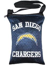 Colector de Item: NFL San Diego cargadores Game Day ileostomía - azul oscuro, NFL, unisex, color Azul - azul, tamaño Talla única