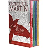 A Game of Thrones - The Graphic Novels Volumes 1-4