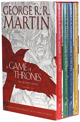 Box Set 1-4. A Game Of Thrones. Graphic Novel