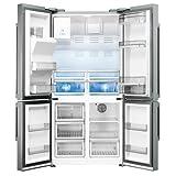 Smeg FQ75X Ped Kühlschrank Kühlkombination