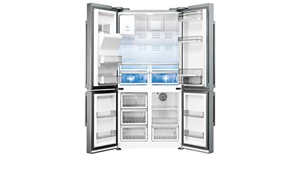 Smeg Kühlschrank French Door : Smeg fq ped kühlschrank kühlkombination amazon küche