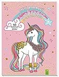 Mein Malbuch Einhörner & Zauberpferde: 96 Ausmalbilder