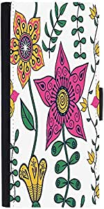 Snoogg Colorful Floral Seamless Pattern In Cartoon Style Seamless Patterndesi...