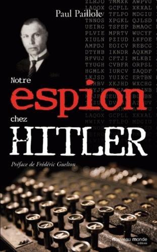 Notre espion chez Hitler