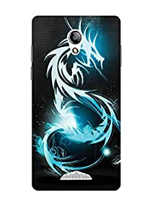 TREECASE Designer Printed Hard Back Case Cover For Oppo Yoyo R2001