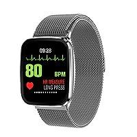 SMART bileklik E07su geçirmez sağlık aktivite GPS Fitness Tracker Bluetooth Sync bileklik için Android ve iOS akıllı saat