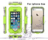 Best Cell Phone For Construction Workers - Meroollc Apple iPhone 5SE 5S 5 Waterproof Waterproof Review