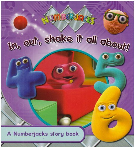 In, Out, Shake it All About (Numberjacks)