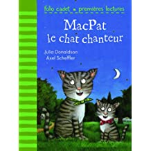 MacPat le chat chanteur