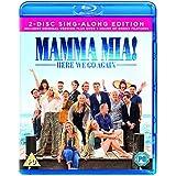 Mamma Mia! Here We Go Again Blu-ray +