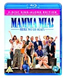 Mamma Mia! Here We Go Again Blu-ray + [2018] [Region Free]