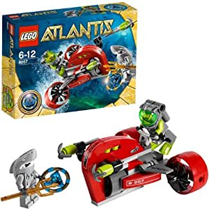 lego 8057 jeu de construction lego atlantis le scooter des profondeurs jeux. Black Bedroom Furniture Sets. Home Design Ideas