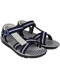 SHOEFLY Men/Boys Grey-937 Sandals & Floaters