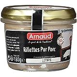 ARNAUD Rillettes Pur Porc 180 g