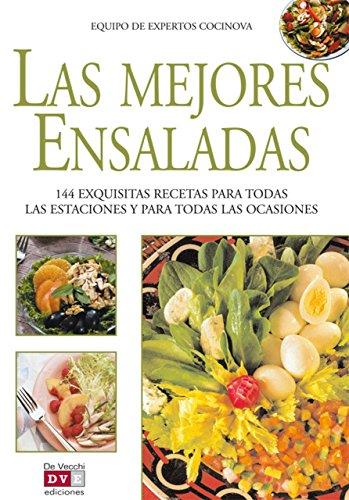 Las mejores ensaladas por Equipo de expertos Cocinova