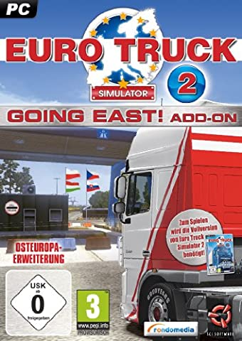 Euro Truck Simulator 2 : Going East (add-on) [import allemand]