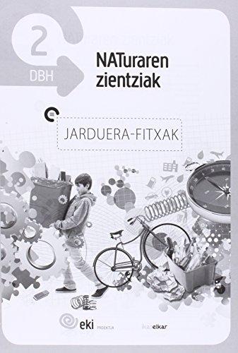 EKI DBH 2. Naturaren Zientziak 2. Jarduera fitxak (EKI 2) - 9788415586623