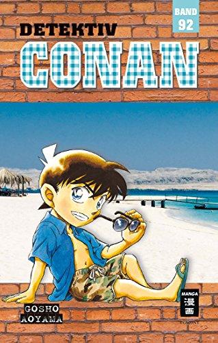 Detektiv Conan 92 - Cartoon Maxx,