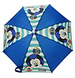 Mickey Mouse Stockschirm, blau (Blau) - DMICK005007